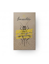 Curry Crickets