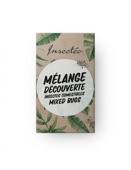 INSECTÉO - Mélange découverte