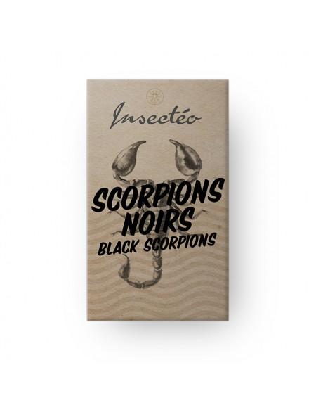 Scorpions noirs apéritif