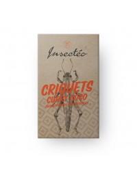 Criquets curry coco