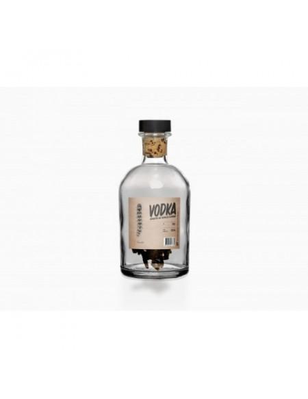 Vodka chenille d'Afrique