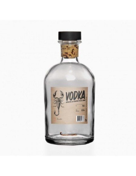 Vodka scorpion
